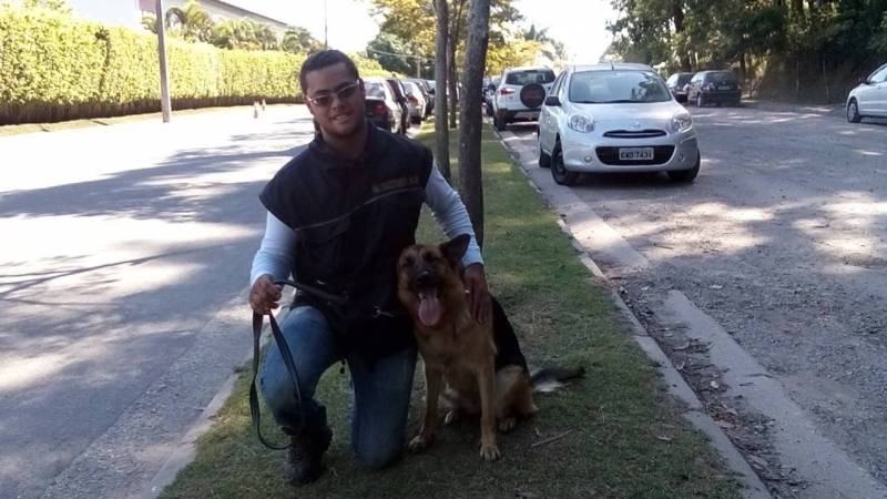 Locação de Cachorros de Guarda Osasco - Cachorro de Guarda para Alugar