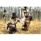 cão farejador de pessoas perdidas preço Morumbi