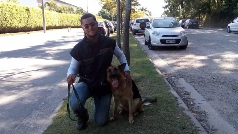 Locação de Cachorros de Guarda Vila Olímpia - Cachorro de Aluguel